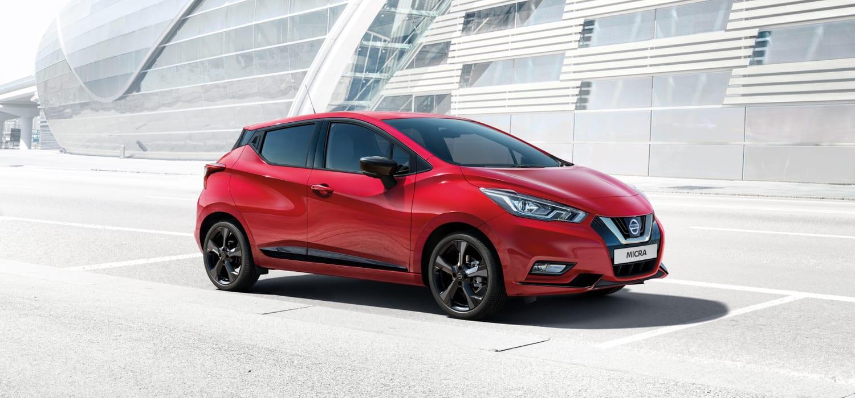 Nissan Micra Actie