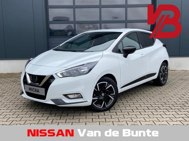 Nissan Micra 1.0 IG-T N-Style